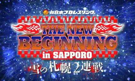 NJPW The New Beginning in Sapporo – Night Two (February 03, 2019)