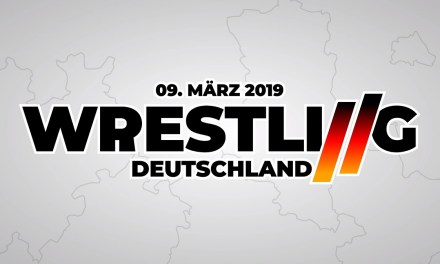 #WrestlingDeutschland 2 (March 09, 2019)