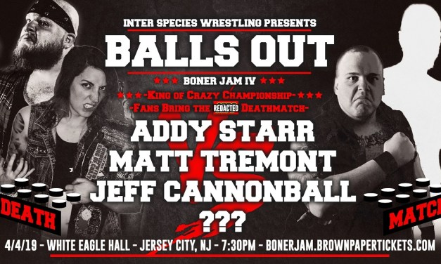 ISW Boner Jam IV: Balls Out (April 04, 2019)