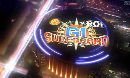 NJPW x ROH G1 Supercard (April 06, 2019)