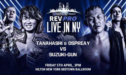 Rev Pro Live in New York City (April 05, 2019)
