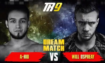 Match Review: A-Kid vs. Will Ospreay (Whitewolf Wrestling Total Rumble 9) (March 30, 2019)