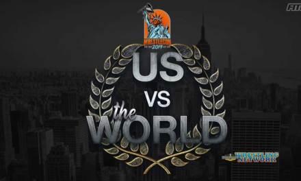 WrestleCon US vs. The World (April 05, 2019)