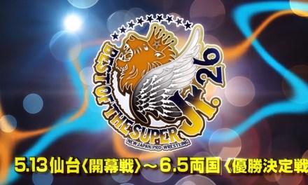 NJPW Best of the Super Junior 26 – Night Eight (May 23, 2019)