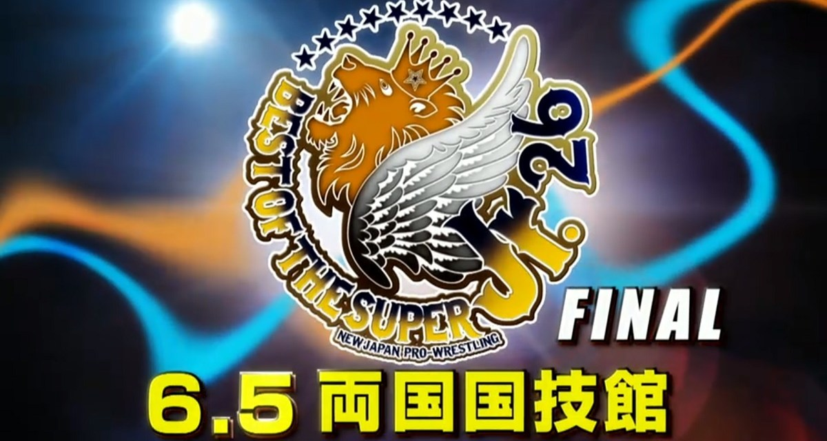 NJPW Best of the Super Junior 26 – Night Fifteen (Finals) (June 05, 2019)
