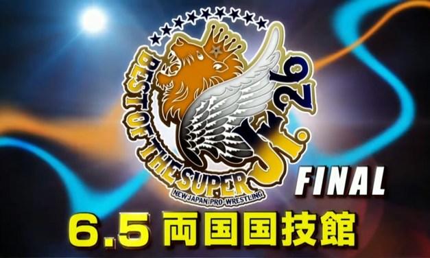 NJPW Best of the Super Junior 26 – Night Fifteen (Finals) (June 05, 2019)