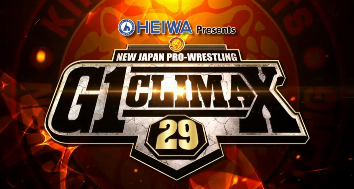 NJPW G1 Climax 29 – Night Three (Block A) (July 14, 2019)
