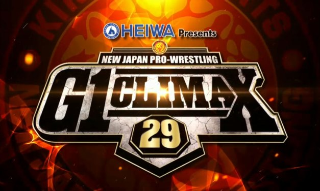 NJPW G1 Climax 29 – Night Nine (Block A) (July 27, 2019)