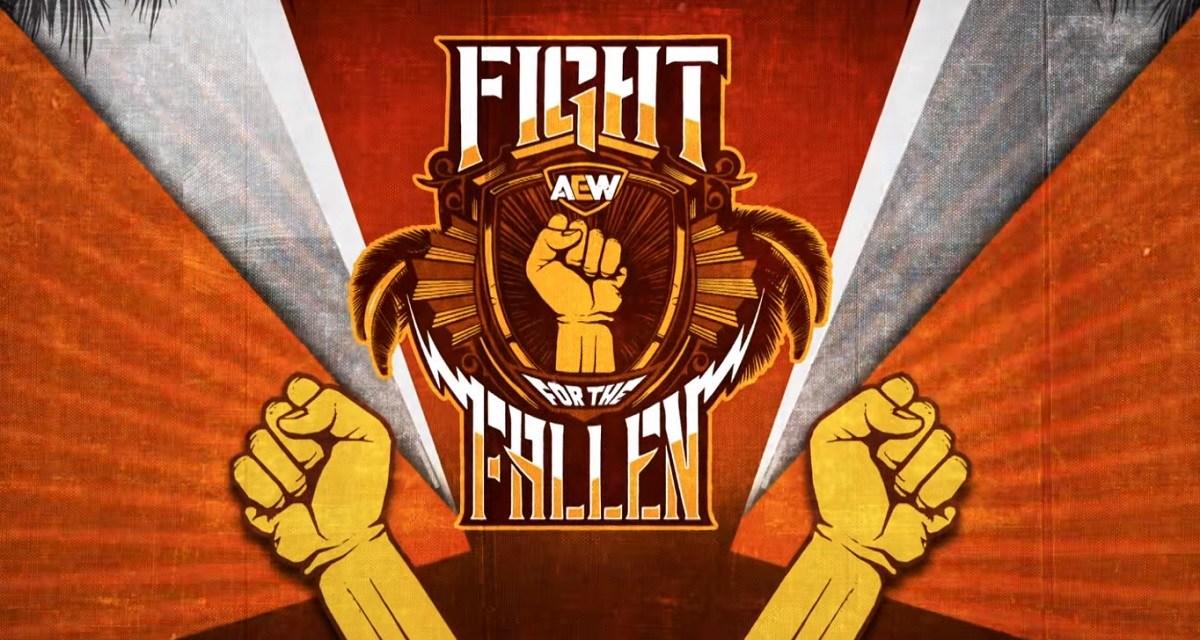 AEW Fight for the Fallen (July 13, 2019)