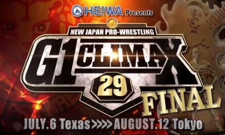 NJPW G1 Climax 29 – Night Nineteen (Finals) (August 12, 2019)