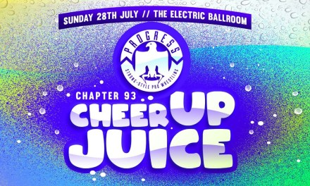 PROGRESS Chapter 93: Cheer Up Juice (July 28, 2019)