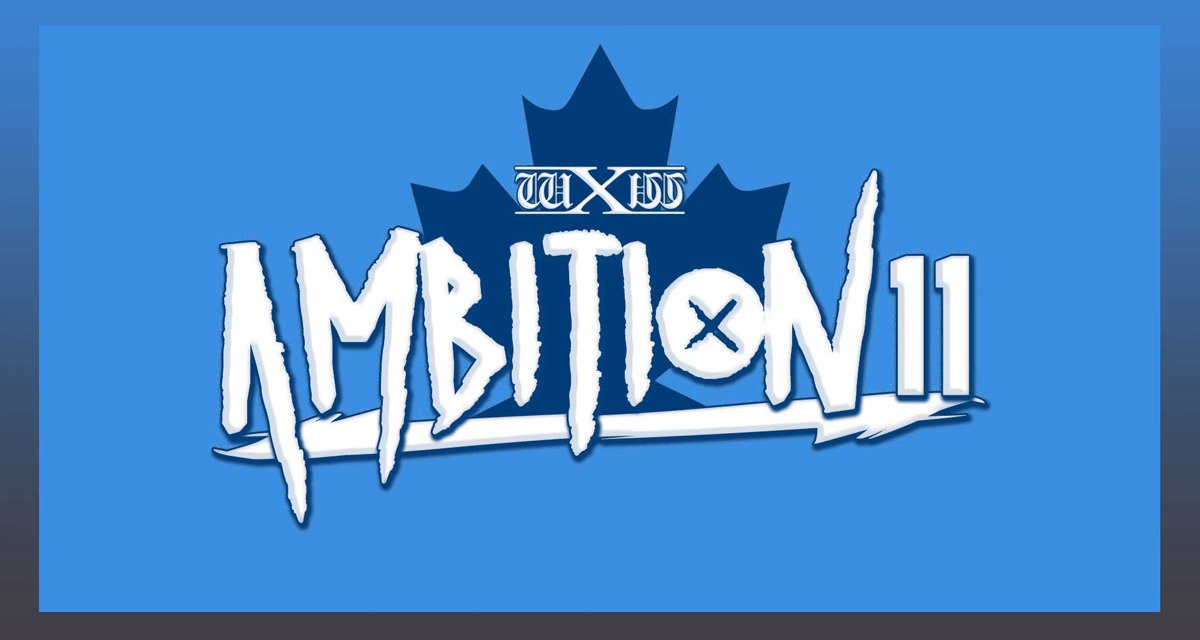 wXw Ambition 11 (August 08, 2019)