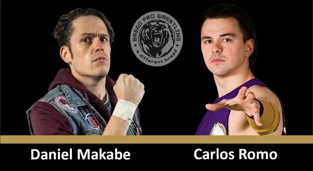 Match Review: Daniel Makabe vs. Carlos Romo (Breed Pro Breeding Ground 3) (September 07, 2019)