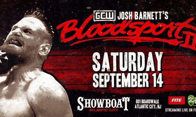 GCW Josh Barnett's Bloodsport 2 (September 14, 2019)