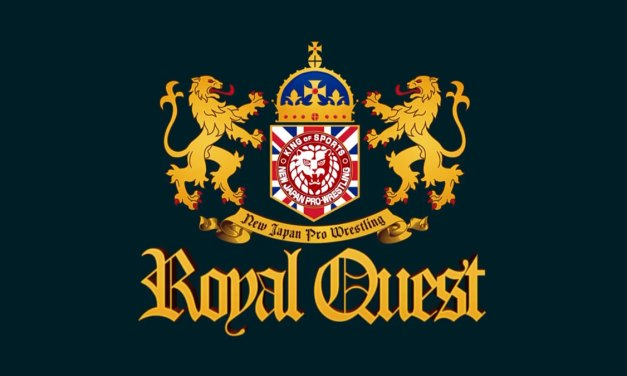 NJPW Royal Quest (August 31, 2019)