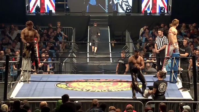 NJPW Royal Quest (August 31, 2019) | BackBodyDrop com