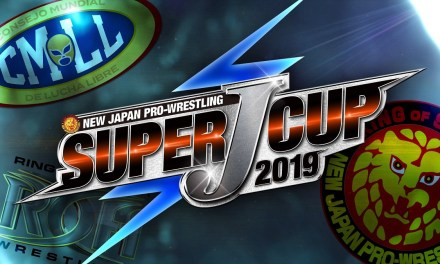 NJPW Super J-Cup 2019 – Night Three (August 25, 2019)