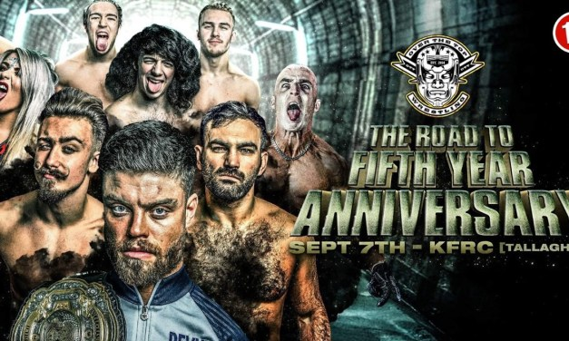 OTT The Road To Fifth Year Anniversary (September 07, 2019)