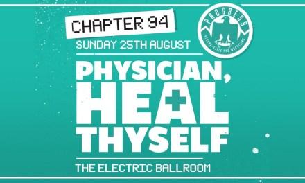 PROGRESS Chapter 94: Physician, Heal Thyself (August 25, 2019)