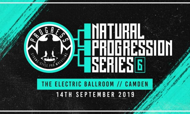 PROGRESS Natural PROGRESSion Series 6 (September 14, 2019)
