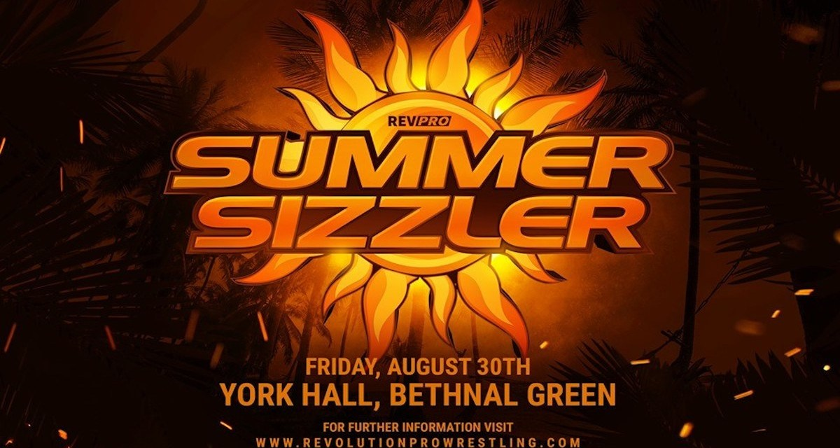 Revolution Pro Wrestling Summer Sizzler 2019 (August 30, 2019)