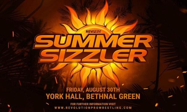 Revolution Pro Wrestling Summer Sizzler 2019 (August 30, 2019)