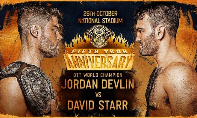 Match Review: David Starr vs. Jordan Devlin (OTT Fifth Year Anniversary) (October 27, 2019)