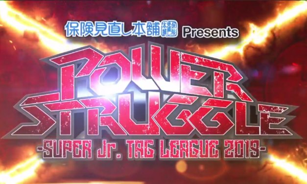NJPW Power Struggle 2019 (November 03, 2019)