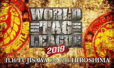 NJPW World Tag League 2019 – Night Four (November 19, 2019)