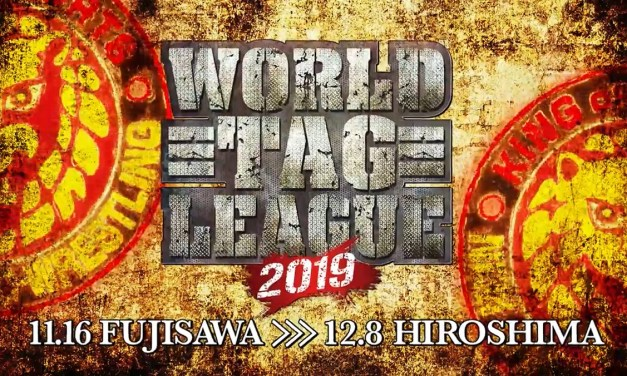 NJPW World Tag League 2019 – Night Five (November 21, 2019)