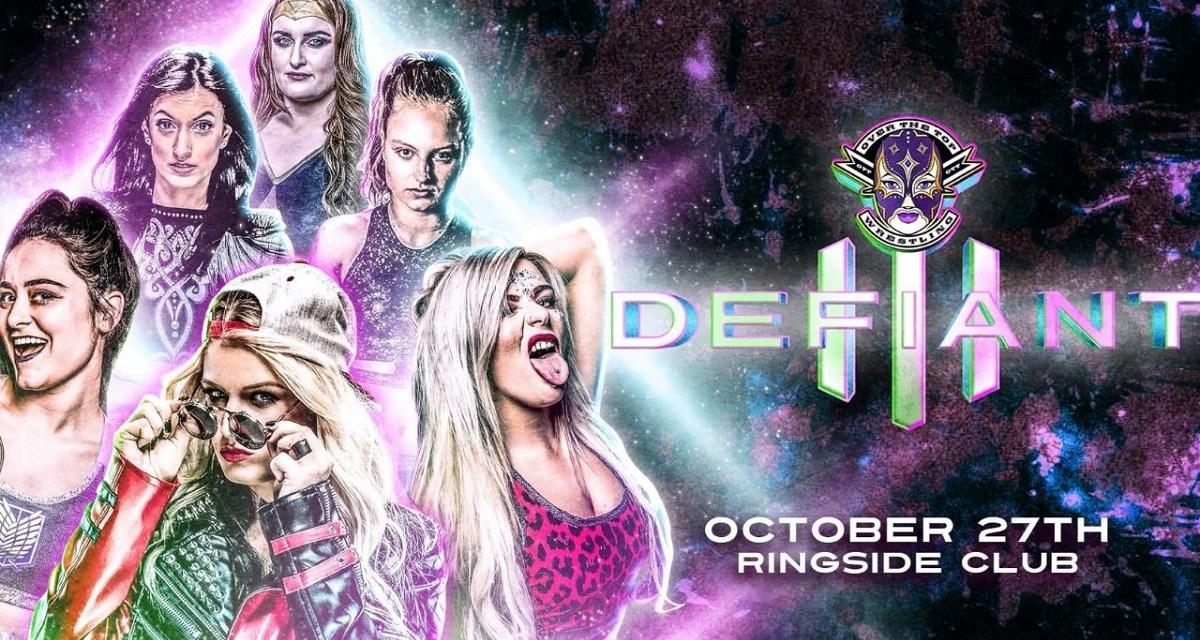OTT Defiant 3 (October 27, 2019)