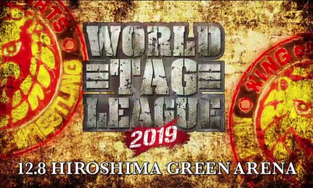 NJPW World Tag League 2019 – Night Seventeen – Final (December 08, 2019)