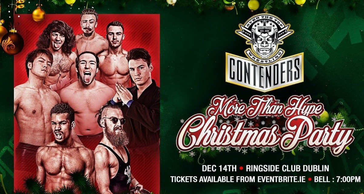 OTT Contenders 16 – More Than Hype Christmas Party (December 14, 2019)