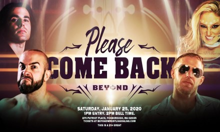 Beyond Wrestling Please Come Back (January 25, 2020)
