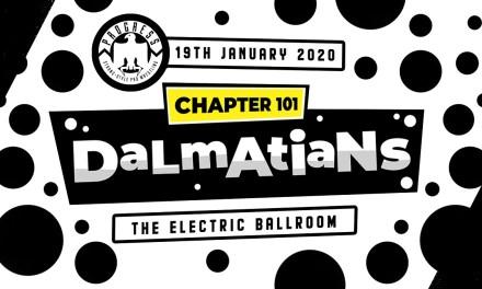 PROGRESS Chapter 101: Dalmatians (January 19, 2020)