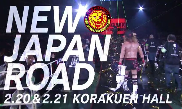 NJPW New Japan Road 2020 – Night One (February 20, 2020)