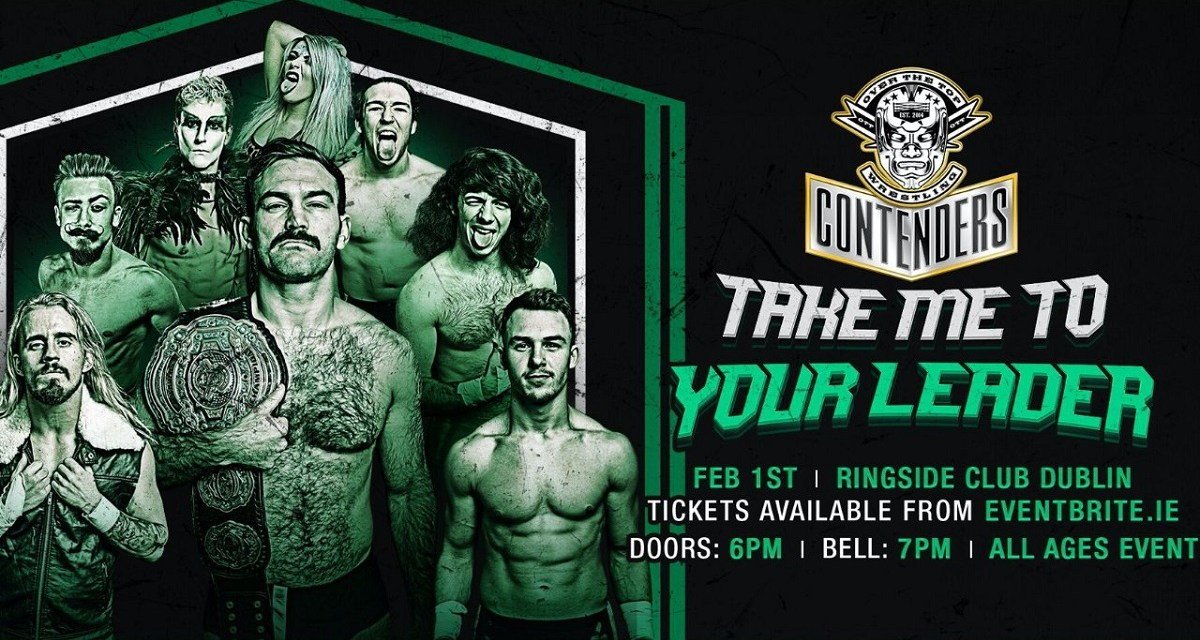 OTT Contenders 17 – Take Me To Your Leader (February 01, 2020)