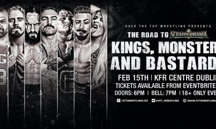 OTT Kings, Monsters And Bastards (February 15, 2020)