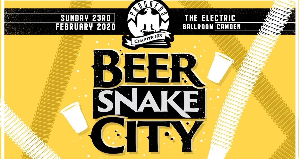 PROGRESS Chapter 103: Beer Snake City (February 23, 2020)