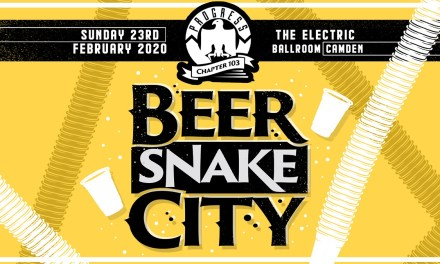 PROGRESS Chapter 103: Beer Snake City (February 23, 2020)