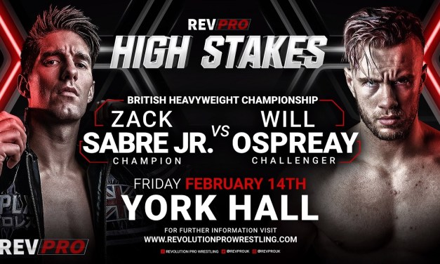Revolution Pro Wrestling High Stakes 2020 (February 14, 2020)