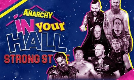 St. Louis Anarchy In Your Hall: Strong Style (February 21, 2020)