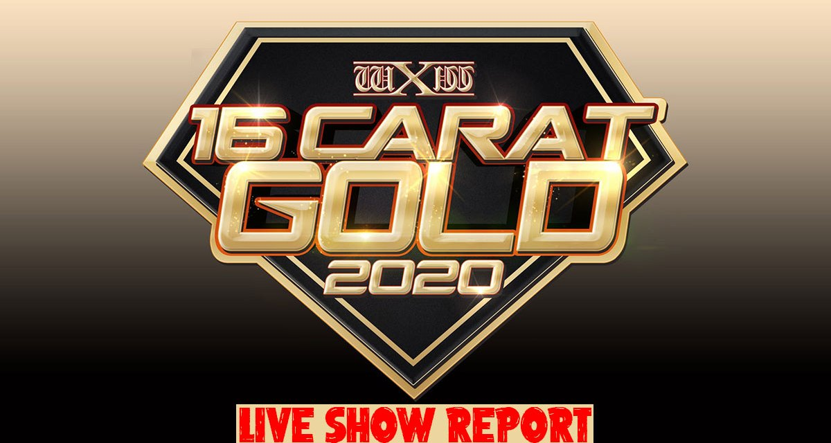 wXw 16 Carat Gold 2020 – Night Three – Live Report (March 08, 2020)