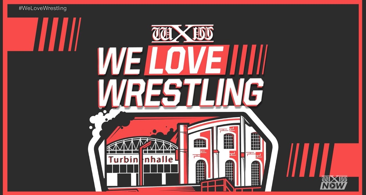 wXw We Love Wrestling: Oberhausen 1 (March 08, 2020) (VOD report)