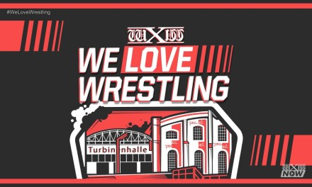wXw We Love Wrestling: Oberhausen 1 (March 08, 2020) (VOD report)