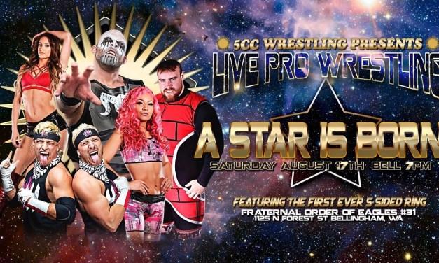 Match Review: Kikyo vs. Daniel Makabe (5CC Wrestling A Star Is Born) (August 17, 2019)