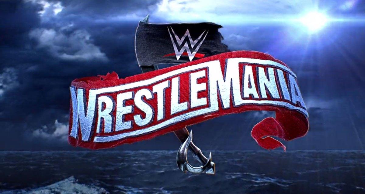 WWE WrestleMania 36 – Night One (April 04, 2020)