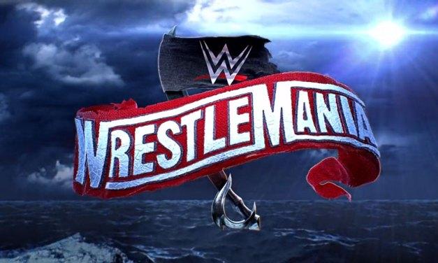 WWE WrestleMania 36 – Night Two (April 05, 2020)