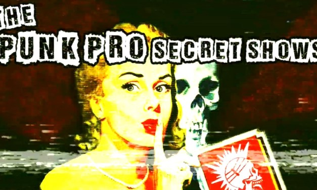 Punk Pro Wrestling Secret Show E01