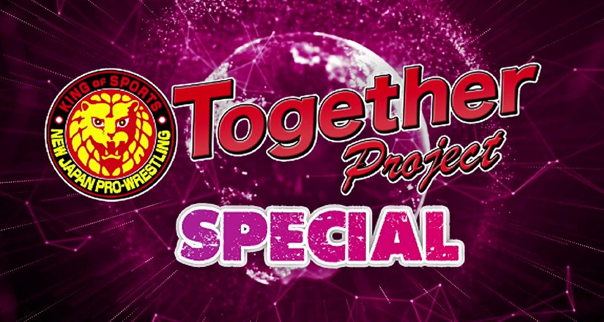 NJPW Together Project Special (June 15, 2020)